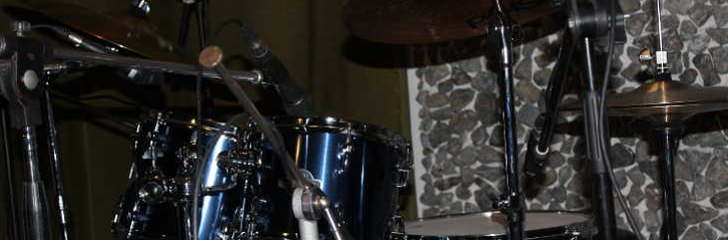 Drums Recording